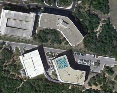 QR on Google Maps