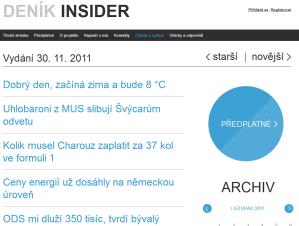 Insider for Kindle
