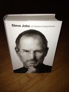 kniha o Stevu Jobsovi