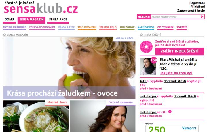 sensaklub.cz