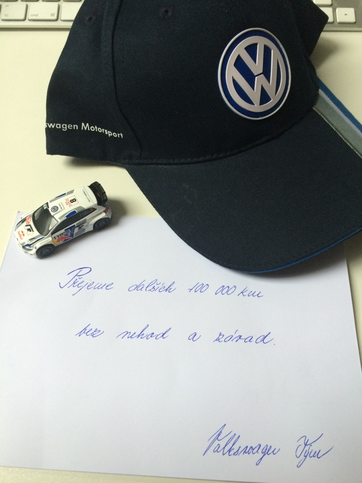 Dárky od VW