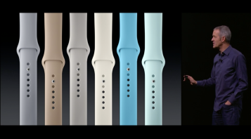Apple Watch belts