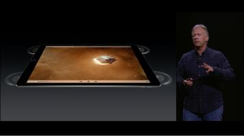 Nový iPad Pro - reproduktory
