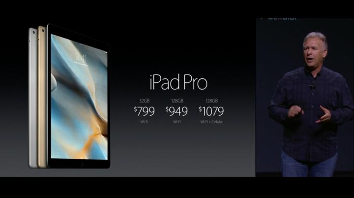 iPad Pro 2015 cena