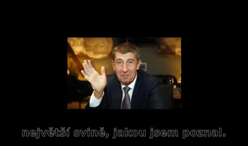 Jak mluví Andrej Babiš